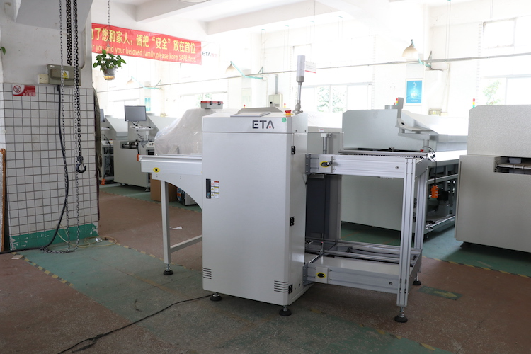PCB Assembly Line Automatic Translational NG/OK SMT Magazine Unloader